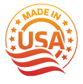 Solar Stack Footer Icons USA Logo